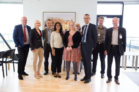 Skånskt-danskt samarbete om läkarutbildning