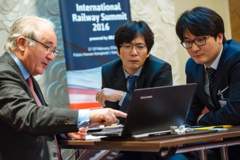 International Railway Summit 2016 enjoys great success