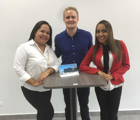 DSV opens first office in Panama