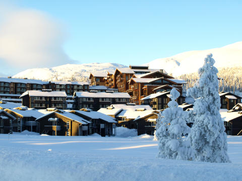 Gewinner Kategorie Bestes Ski Hotel 2015: Quality Spa & Resort Norefjell