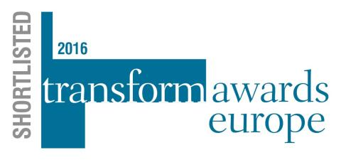 Lexter och Åhléns nominerade i internationella  Transform Awards