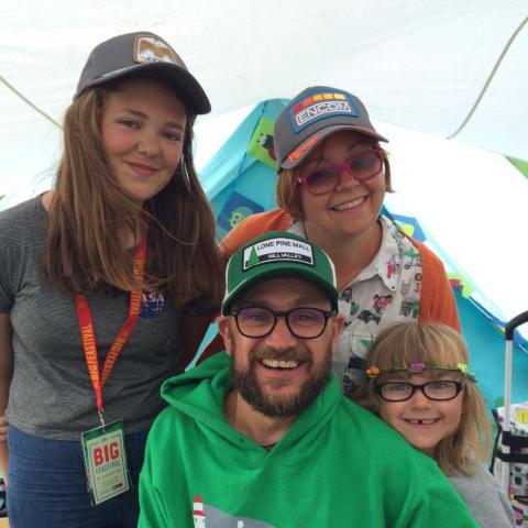 Grateful dad to run London Marathon to raise money for The Sick Children's Trust