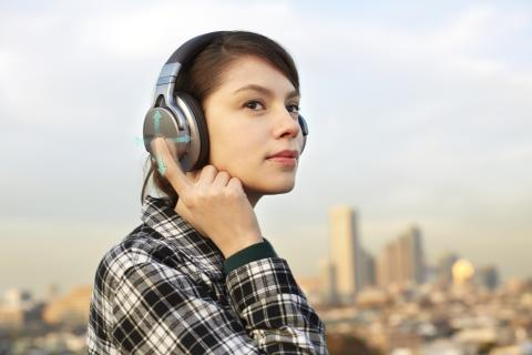 Беспроводные наушники Sony MDR-1ABT с поддержкой Hi-Res Audio