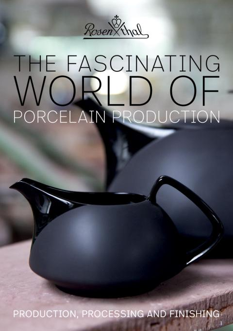 Rosenthal Porcelain Production