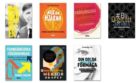 Kicka igång nya året men ny energi med hjälp av bokförlaget Roos & Tegnérs aktuella Spira böcker