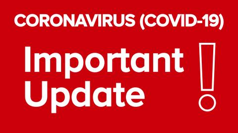Coronavirus (COVID-19) - Managing your health and safety on board