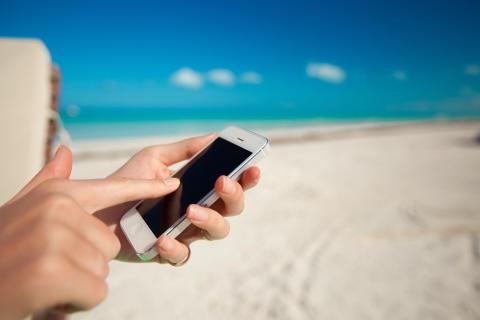 Pas på mobilregningen i efterårsferien