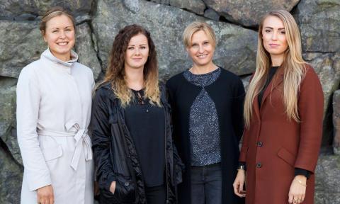 """Unga samhällsbyggare i Svensk Byggtjänsts podcast Snåret: """"Våga fråga dina äldre kollegor!"""""""