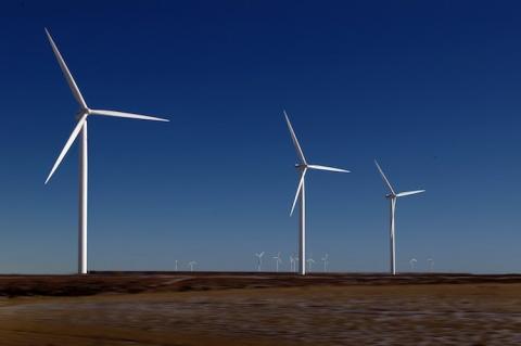 Vindkraftsindustrin sårbar efter prisraset