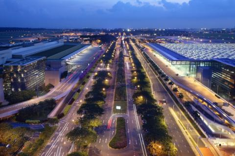 Infrastructure investments at Changi Airport to prepare for future growth