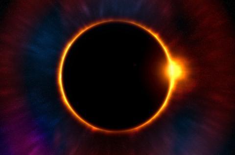 Totale Sonnenfinsternis am 21. August 2017 in Idaho