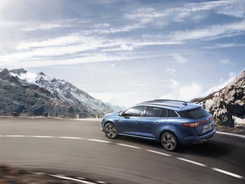 Sløret løftet for Renault Mégane Sport Tourer