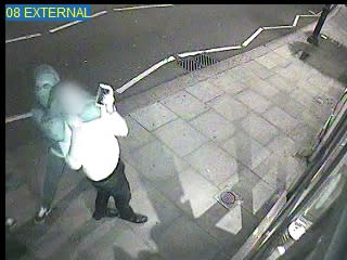 Hampstead robbery - do you recognise this man?