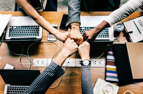 Medarbetare på snabbt växande Netsecure bryter ny mark inom IT-säkerhet