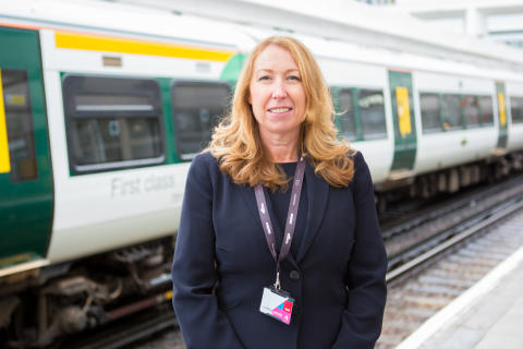 Angie Doll, Southern Rail