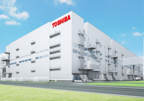 Toshiba to Replace Fab 2 at Yokkaichi Japan for Transition to 3D NAND Technology