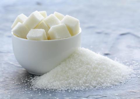 Var tredje svensk tröstäter socker