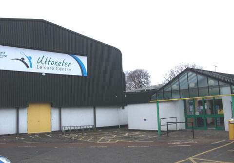 Consultation Continues on Latest Design Plans for Uttoxeter Leisure Centre