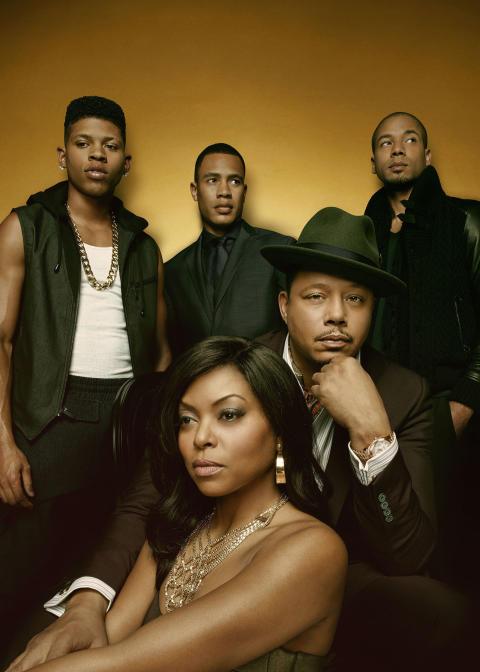 Empire - premiere på amerikansk seriesuksess på TV3
