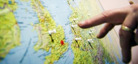 Megatrender påverkar regionernas tillväxt - omvärldsanalys