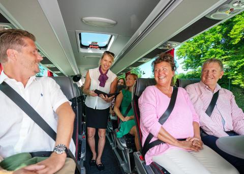 Klimatsmart bussemester