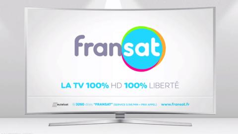 FRANSAT, 100% HD, 100% Liberté