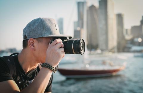 Såhär är det att jobba som fotograf