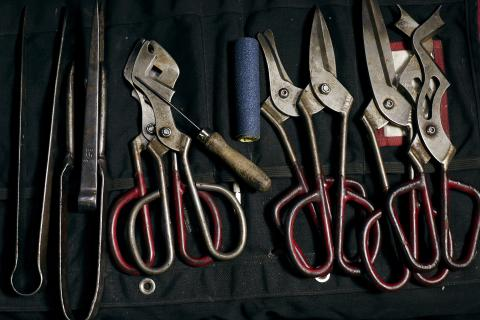 Penfolds 50 Year old rare tawny - Nick Mount´s tools