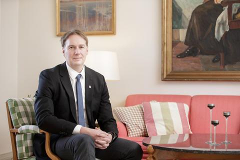 Johan Blom nytt länsråd vid Länsstyrelsen Värmland