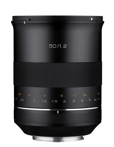 Samyang XP 50mm F1.2 Canon EF (3)