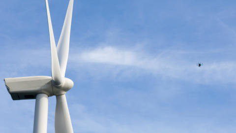 New concept improves wind turbine inspections