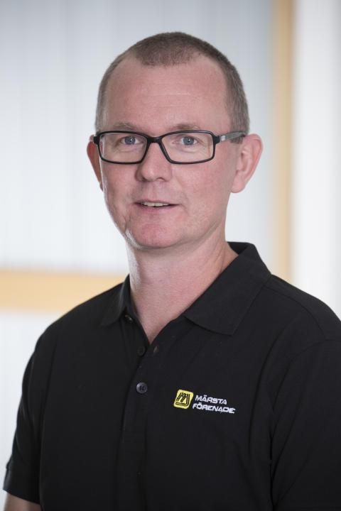 Staffan Haglund, Försäljningschef