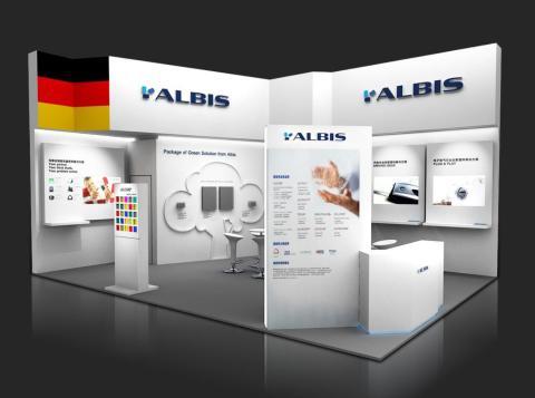 Chinaplas 2017 – ALBIS setzt auf regionale Ausweitung und fokussiert Automobil- und E&E-Industrie