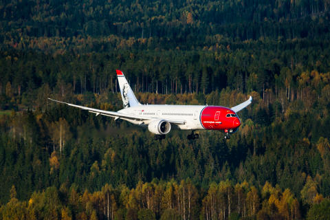 Norwegian adds two additional Dreamliners to its fleet