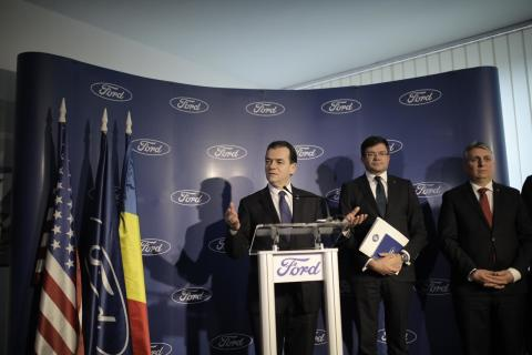 Vizita Premier Ludovic Orban@Craiova 9
