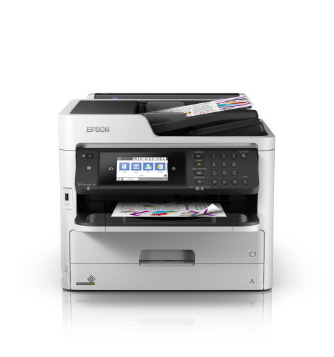 Epson Launches New A4 Business Inkjet Printers with Revolutionary Replaceable Ink Pack System