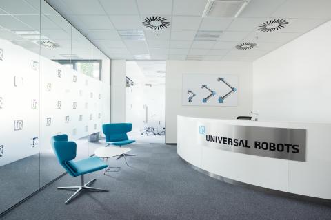 Otwarcie nowego biura UR w Pradze
