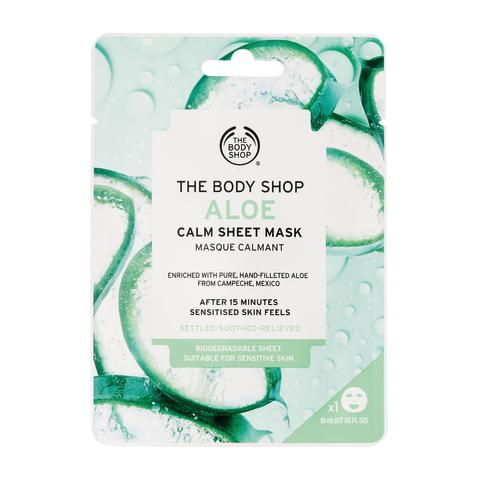 SHEET MASK ALOE