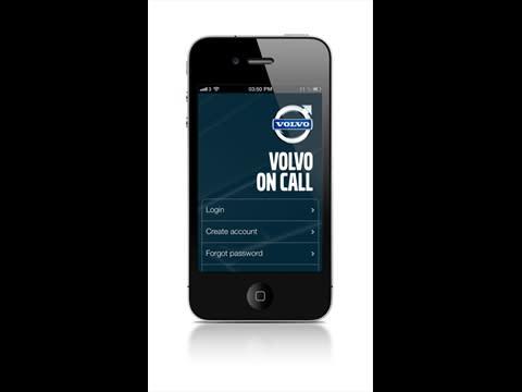Volvos app On Call får nytt utseende och nya funktioner