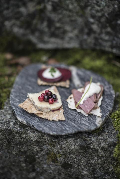 Local delicacies, Jämtland Härjedalen