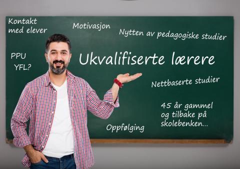 Stor mestringsopplevelse blant ukvalifiserte lærere