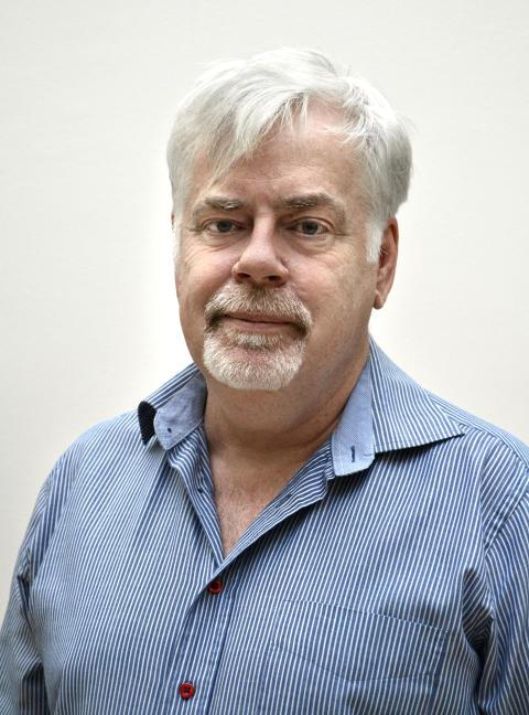 Peter Olsén, förhandlare på Hyresgästföreningen region norra Skåne.