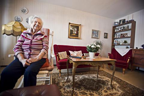 Same Same but Different - äldreboende Skellefteå