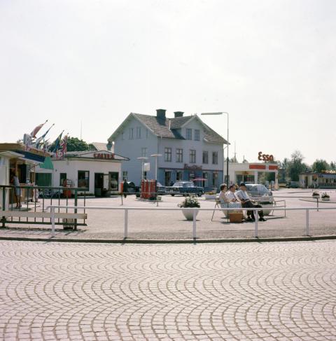 Kiosk på torget i Sunne nära ny lösning