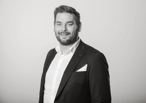 Vi välkomnar Peter Benjaminsson som ny försäljningschef Bygg