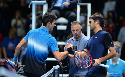 Drömsemifinal i Australian Open