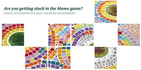 White paper: Are you getting stuck in the blame game? Service Integration In A Multi-Sourcing Environment