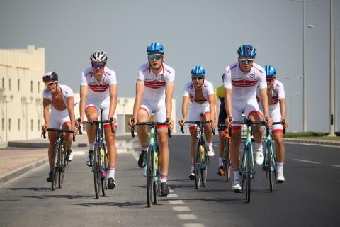 Presseinformasjon sykkel-VM Doha 2016