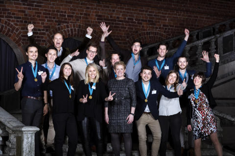 Here are the winners of the 2017 Stockholm Innovation Scholarship