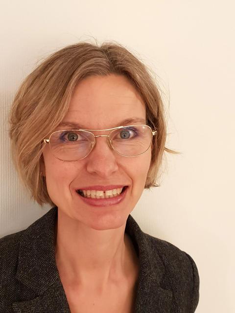 Cathrine Göransson, avdelningschef  Rehabiliteringsmedicinska mottagningen vid Samariterhemmet/Akademiska sjukhuset